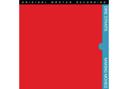 Mobile Fidelity Sound Labs Dire Straits - Making Movies