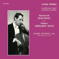 Daniel Shafran - Shostakovich - Schubert