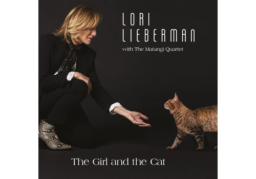 Drive on records Lori  Lieberman - The girl and the cat