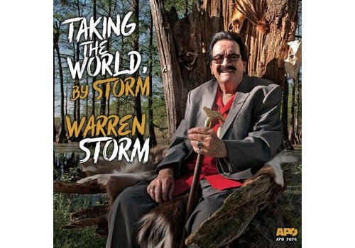 Analogue Productions Warren Storm - Taking the World by Storm