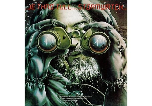 Parlophone Records Jethro Tull - Stormwatch