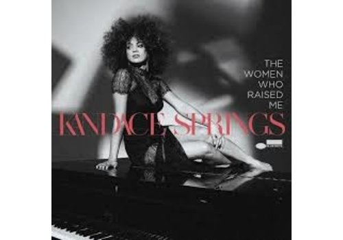 Blue Note Kandace Springs - The woman who raised me