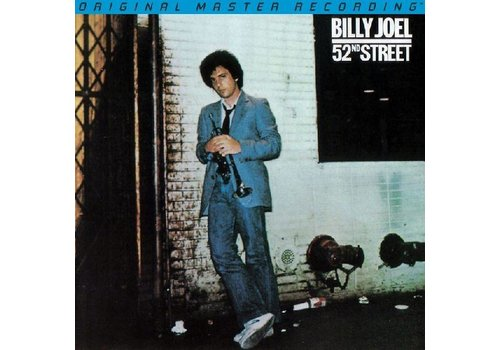 Mobile Fidelity Sound Labs Billy Joel - 52nd street