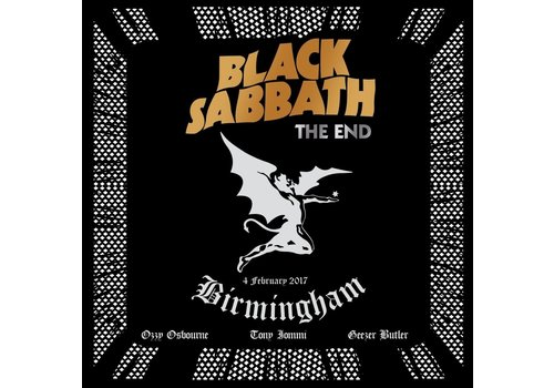 Eagle Rock Black Sabbath - The End