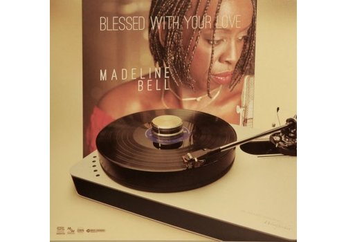 STS Records Madeline Bell - Blessed with your love