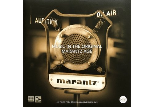 STS Records V/A - Music in the original Marantz age