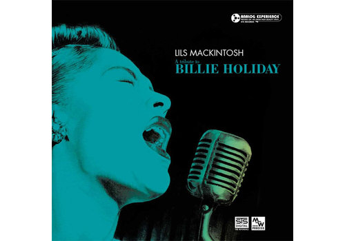 STS Records Lils Mackintosh - A tribute to Billie Holiday
