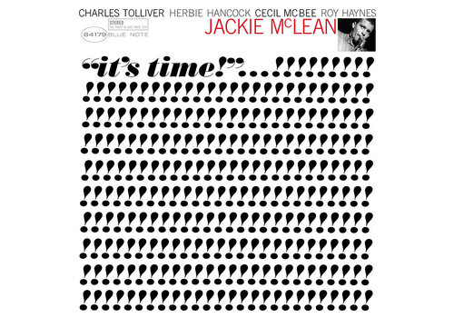 Blue Note Jackie McLean - It's time!