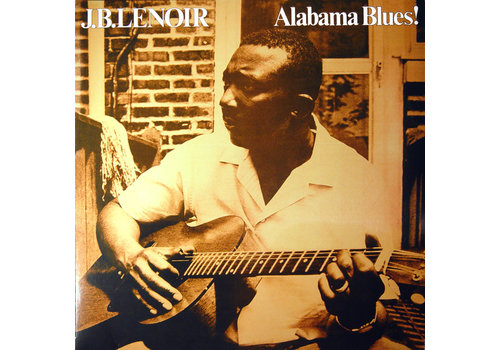 Pure Pleasure Records J.B. Lenoir - Alabama Blues
