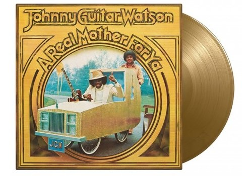 Music on Vinyl Johnny Guitar Watson - A real mother for ya