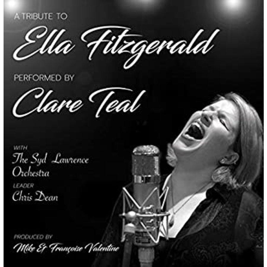 Clare Teal - A tribute to Ella Fitzgerald