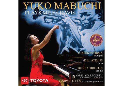 Yarlung Records Yuko Mabuchi - Plays Miles Davis