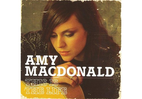 Music on Vinyl Amy Macdonald - This is life