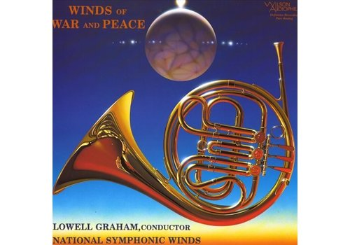 Analogue Productions National Symphonic Winds - Winds of war and peace