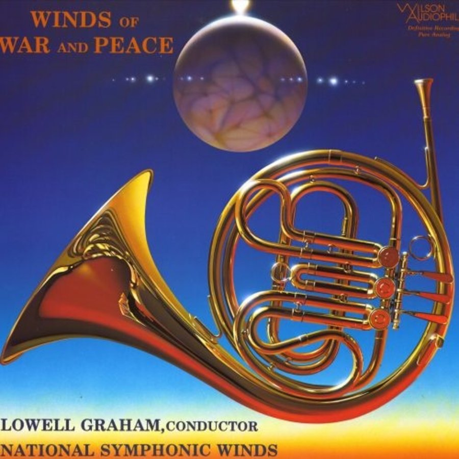 National Symphonic Winds - Winds of war and peace
