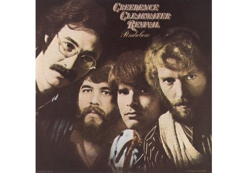 Fantasy Stereo Creedence Clearwater Revival - Pendulum