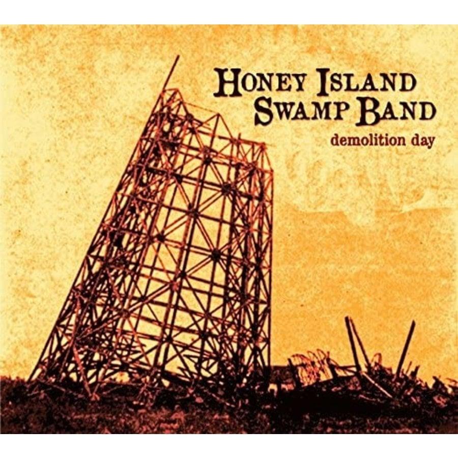 Honey Island Swamp Band - Demolition Day