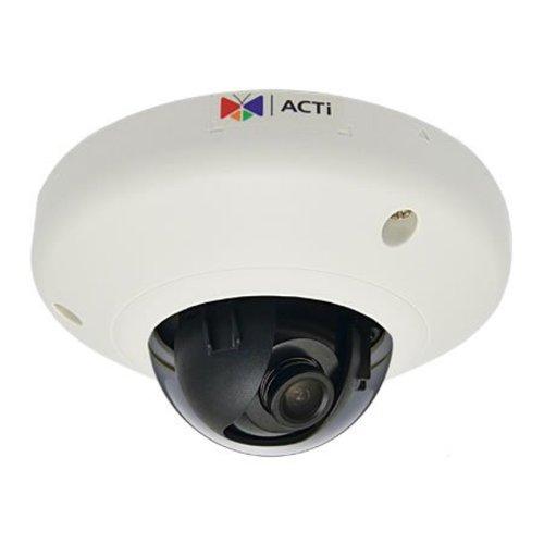 ACTi E92 H.264 Megapixel IP mini dome camera