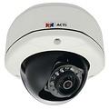 ACTi D71A H.264 Megapixel IP rugged dome camera