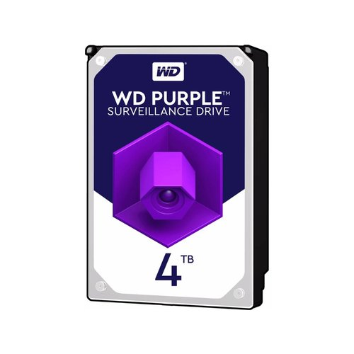 Western Digital Purple SATA 4TB HDD