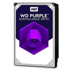 Purple SATA 6TB HDD