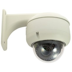 Weerbestendige IP IR dome camera met een 1080P resolutie