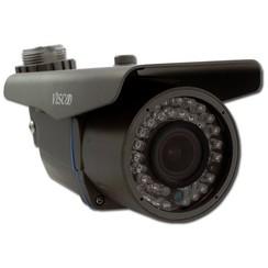 Weerbestendige IR bullet buitencamera IP 720P (1MP)