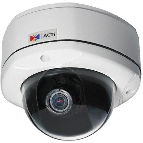 ACTi KCM-7311 4 Megapixel outdoor dome camera 3.6x zoom