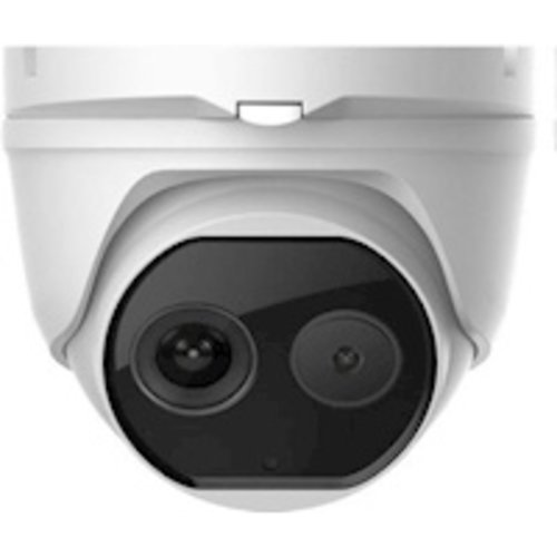 Hikvision DeepInView thermisch bi-spectrum dome