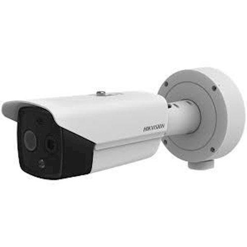 Hikvision Thermisch bi-spectrum bullet, Strobe/Audio