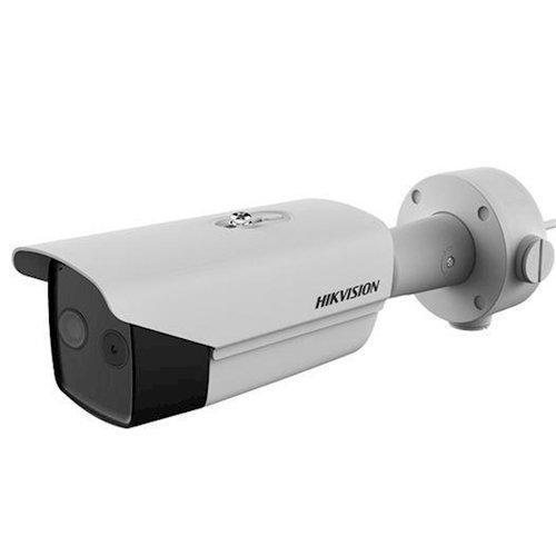 Hikvision DeepInView thermisch bi-spectrum bullet, 6mm
