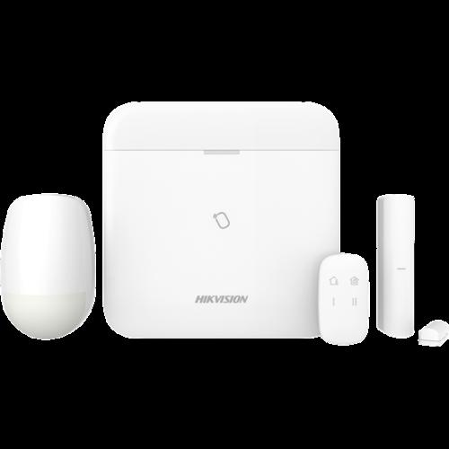 Hikvision DS-PWA96-KIT-WE, AxPro startkit met 4G, LAN, Wifi, 96 Zones