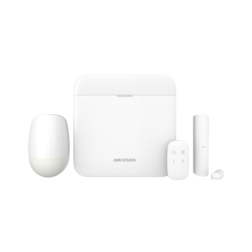 Hikvision DS-PWA64-KIT-WE, AxPro startkit met GPRS, WiFi, LAN, 64 zones