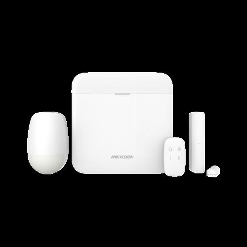Hikvision DS-PWA64-KIT-WE, AxPro startkit with GPRS, WiFi, LAN, 64 zones