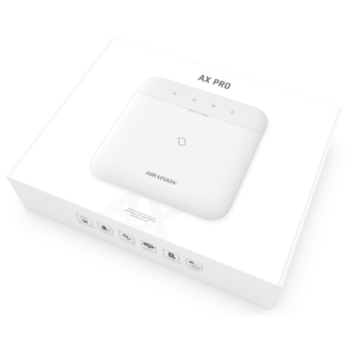 Hikvision DS-PWA96-M-WE, 4G, WiFi, LAN, 96 zones
