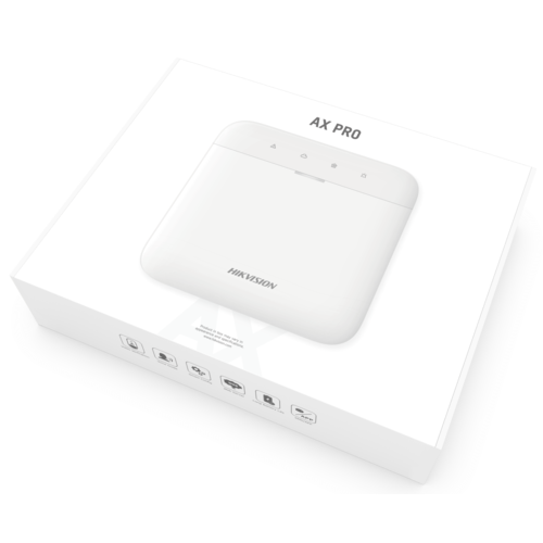 Hikvision AxPro centrale GPRS, WiFi, LAN, 64 zone