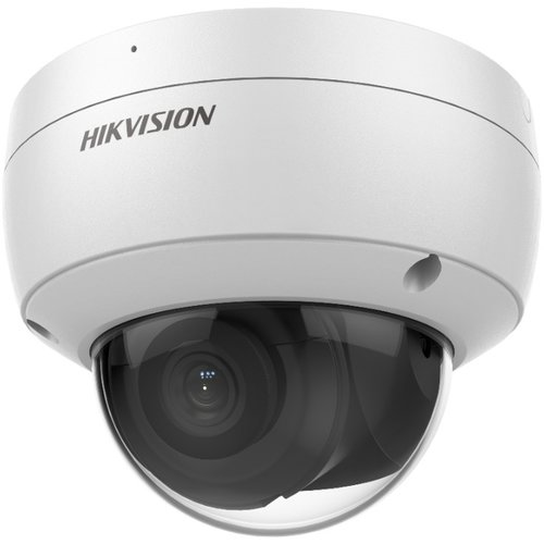 Hikvision 4MP AcuSense Fixed Dome Network Camera New