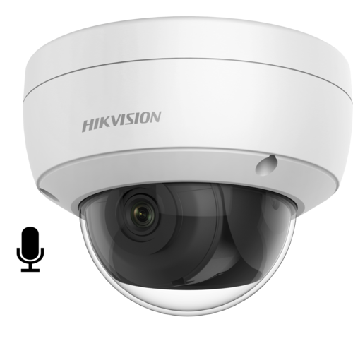 Hikvision 8MP AcuSense Fixed Dome Network Camera New