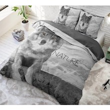 Dreamhouse Bedding dekbedovertrek ''snow wolf''