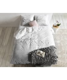Dreamhouse Bedding dekbedovertrek katoen ''good morning''