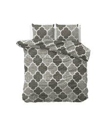 Dreamhouse Bedding flanellen dekbedovertrek gebreide mosaic