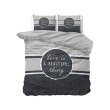 Dreamhouse Bedding katoen dekbedovertrek ''love is beautiful''