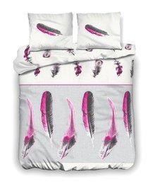 Inspirations goedkope dekbedovertrekken met veren grijs