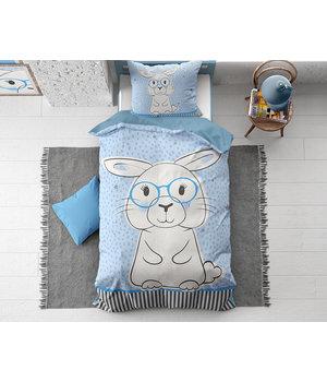 Dreamhouse Bedding Kids dekbedovertrek konijn