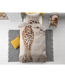 Dreamhouse Bedding Kids dekbedovertrek giraffe