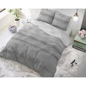Sleeptime Elegance Dekbedovertrek ''Ombre'' grijs