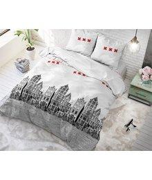 Sleeptime Elegance dekbedovertrek ''amsterdam''
