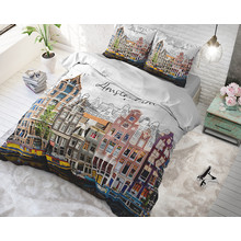 Dreamhouse Bedding dekbedovertrek '' old amsterdam''