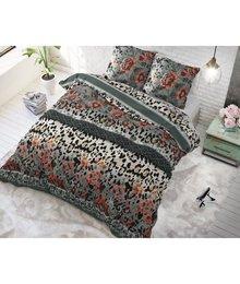 Sleeptime Elegance sexy dekbedovertrek met luipaardprint