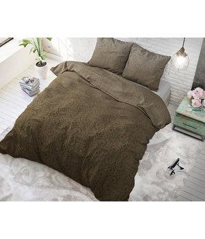 Sleeptime Elegance dekbedovertrek barok Taupe